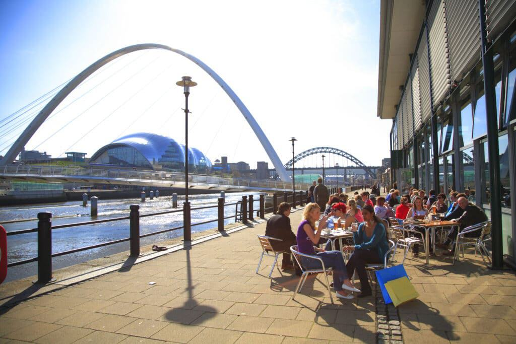 Newcastle upon Tyne guided tours