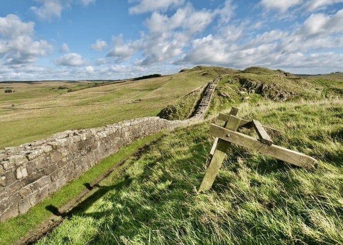 Newcastle tour, Hadrian's Wall tour; Roman Frontier