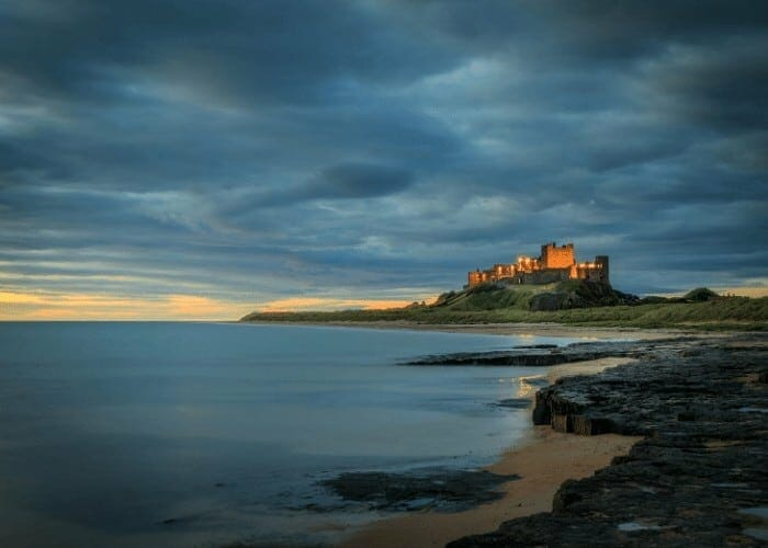 Northumberland coast