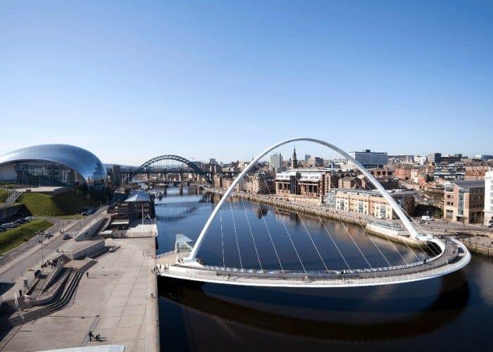 Newcastle Tour