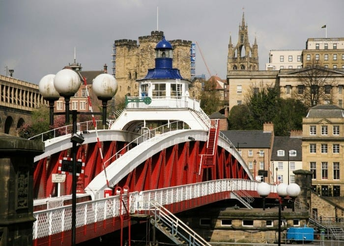 Newcastle tour & Newcastle guided tours