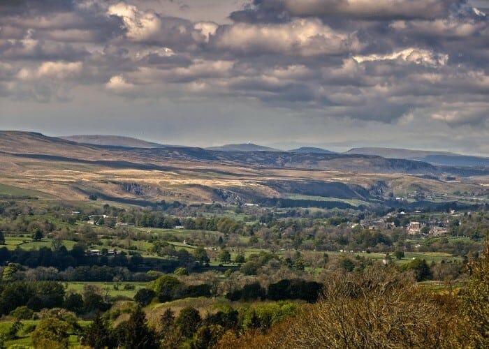 Landscapes of North East England