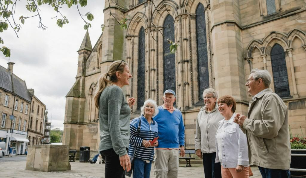 Newcastle Tour Company: Guided tours of Newcastle