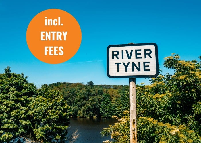 River Tyne Cycling Tour