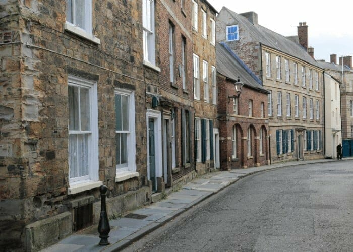 Durham tour / Walking the streets of Durham