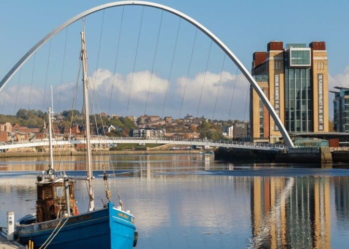 Urban Regeneration Newcastle Tour