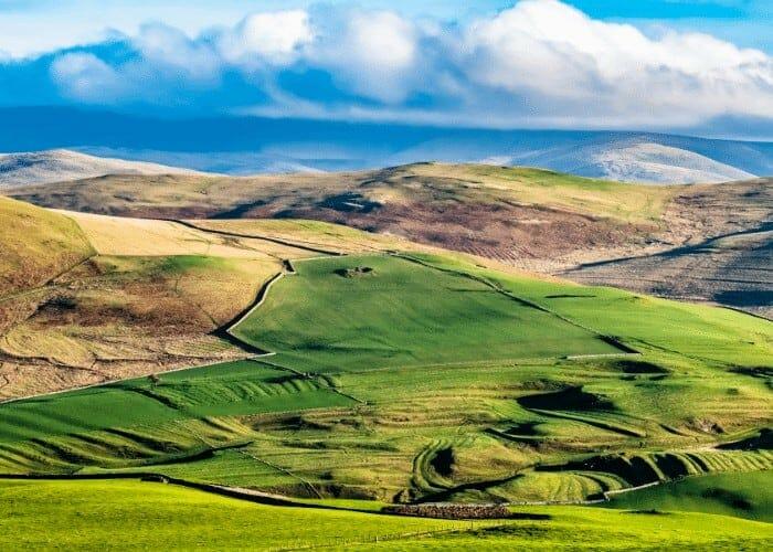 Cheviot Hills Northumberland