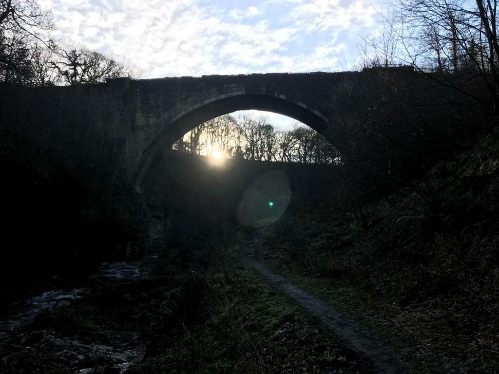 World's Oldest Railway Arch