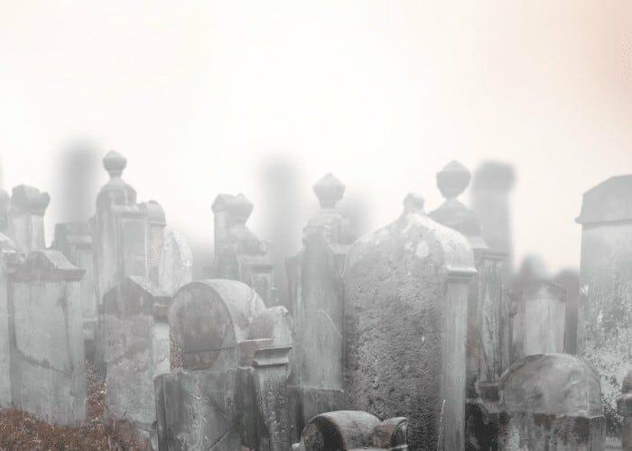 Churchyard, Newcastle True Crime Tour
