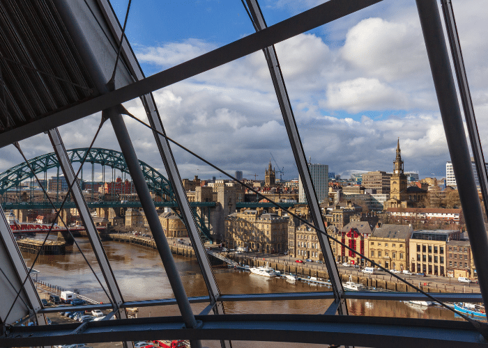 Newcastle Tours: Sages Gateshead
