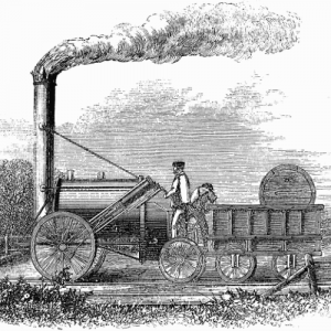 The Power Of SteaM: Newcastle Cycling Tours - George Stephenson Railway 1825